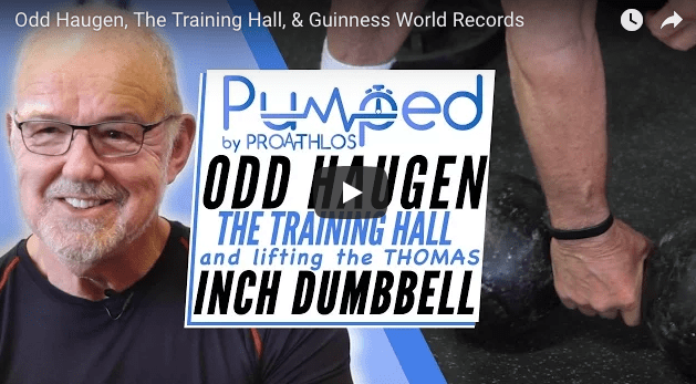 Odd Haugen Strongman Training Secret