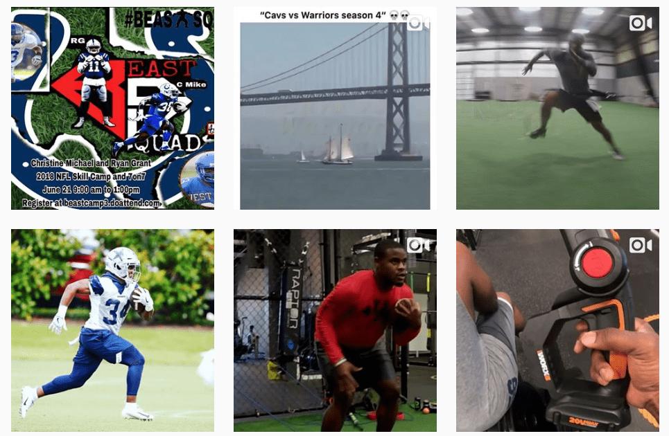 Applied Sports Science